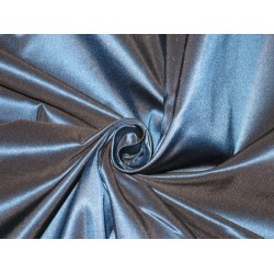 "100% Pure SILK TAFFETA FABRIC Deep Blue TAF 66  54"" wide sold by the yard"