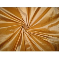 100% Pure SILK TAFFETA FABRIC Sandalwood Bronze color TAF160 by the yad