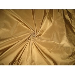 100% Pure SILK TAFFETA FABRIC Mocha color TAF 164