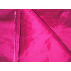 "silk taffeta fabric 54"" wide~Mexican pink colourTAF201"