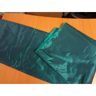 "PURE SILK TAFFETA FABRIC~ 60""~sweetheart ballgown green"