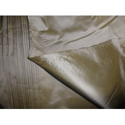 100% Pure SILK TAFFETA FABRIC celery colorTAF189