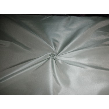 50 mm SILK TAFFETA FABRIC BLUE X BUTTER IRIDESCENT 54""