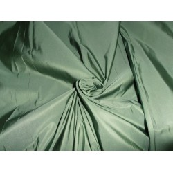 "50 mm heavy weight Sage Green SILK TAFFETA  fabric 54"" wide**"