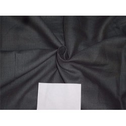 """Heavy Linen Blueish Grey Color Fabric 58"""" Cut Length of 2.70 yards"""