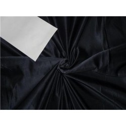 "46mm Dark Navy Blue Color Silk Dutchess Satin fabric 60"" Wide"